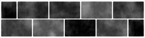Fliesenaufkleber mosaik fliesenbord re schwarz medianlux for Fliesenaufkleber schwarz