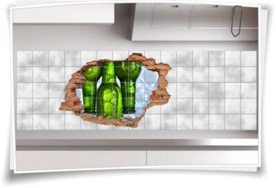 Fliesenaufkleber Bild Fliesenbild Fliesen Aufkleber Sushi Fisch Küche FP3P2Q