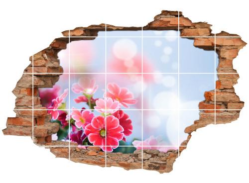 Blumen-Strauß Harmonie Glück Lebens-Freude