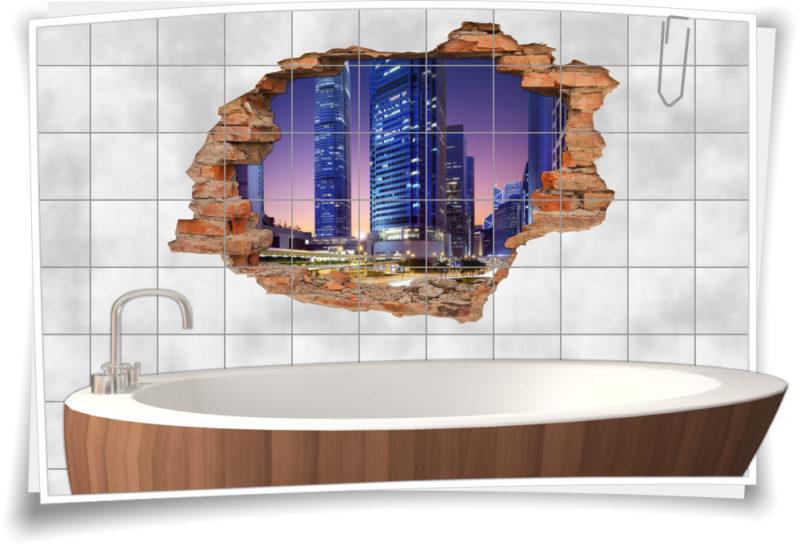 Hoch-haus Wolkenkratzer  Stadt-Zentrum City