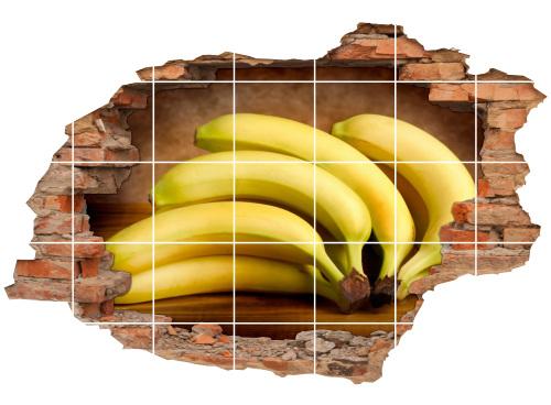 Fliesen-Aufkleber-3D Fliesen-Bild-er Wand-Durchbruch Küche vital Frucht Obst