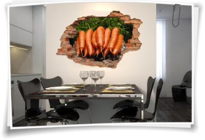 Karotten Möhren Gemüse Ess-Zimmer-Bilder gesund-e Ernährung