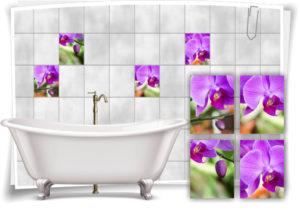 fliesen-aufkleber-fliesen-bild-orchideen-steine-schwarz-pink-wellness-spa-deko-bad-wc