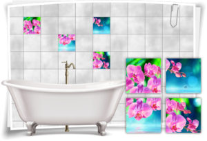 fliesen-aufkleber-orchideen-blumen-wellness-spa-blau-pink-fliesen-bad-wc-deko