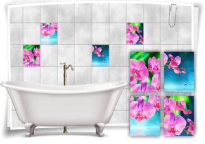 fliesen-aufkleber-fliesen-bild-orchideen-wellness-spa-blau-pink-aufkleber-deko-bad-wc