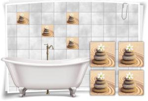 fliesen-aufkleber-fliesen-bild-sand-steine-blume-wellness-spa-beige-deko-bad-wc