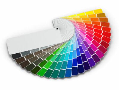 Farbproben