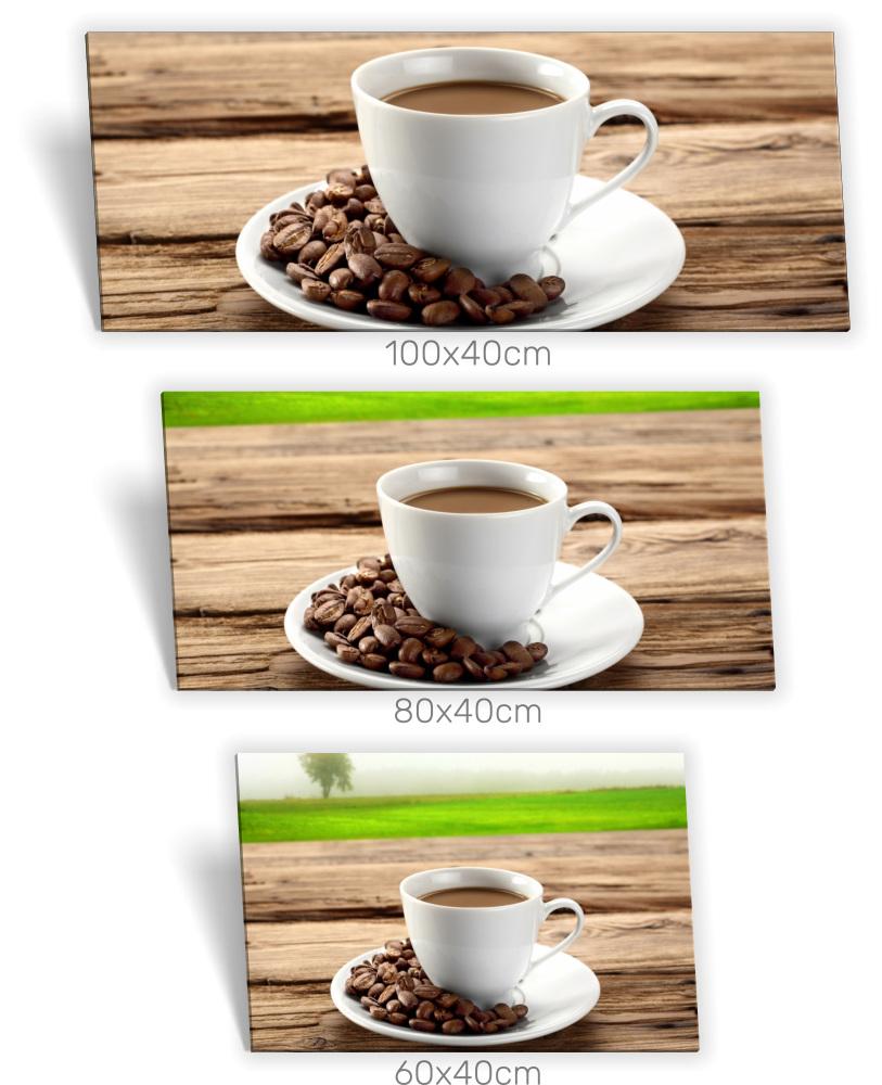leinwand-bild-keilrahmen-bild-kaffee-bohnen-kaffee-tasse ...